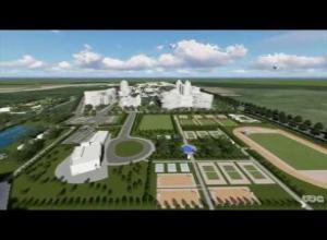 Перспективний план розвитку та забудови території колишнього аеропорту в місті Мукачево