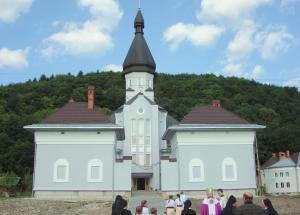 Гошівський Монастир  Укрдизайнгруп udg архітектурне проектування