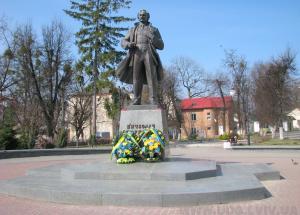Укрдизайнгруп udg архітектурне проектування  Пам'ятник Чорноволу