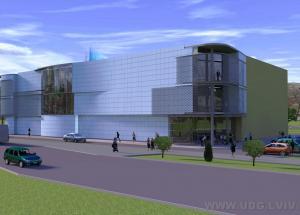 Укрдизайнгруп udg архітектурне проектування  ТРК м.Севастополь