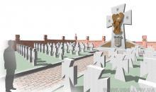 Меморіал УГА Укрдизайнгруп udg архітектурне проектування