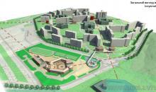 Укрдизайнгруп udg архітектурне проектування Рекреаційний центр
