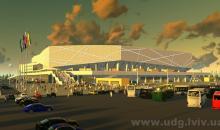 УкрдУкрдизайнгруп udg архітектурне проектування львів Стадіон «Арена Львів»