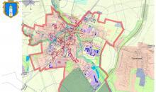 Укрдизайнгруп udg архітектурне проектування  Генплан м.Рудки