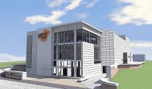 Укрдизайнгруп udg архітектурне проектування  ТРЦ м.Тернопіль