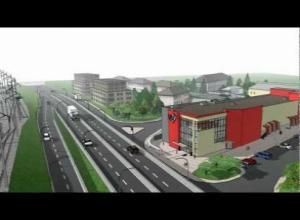 Торговий центр в м. Тернополі