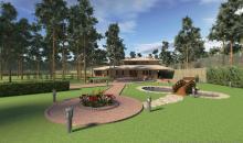 Укрдизайнгруп udg  архітектурне проектування львів Приватний будинок з бібліотекою